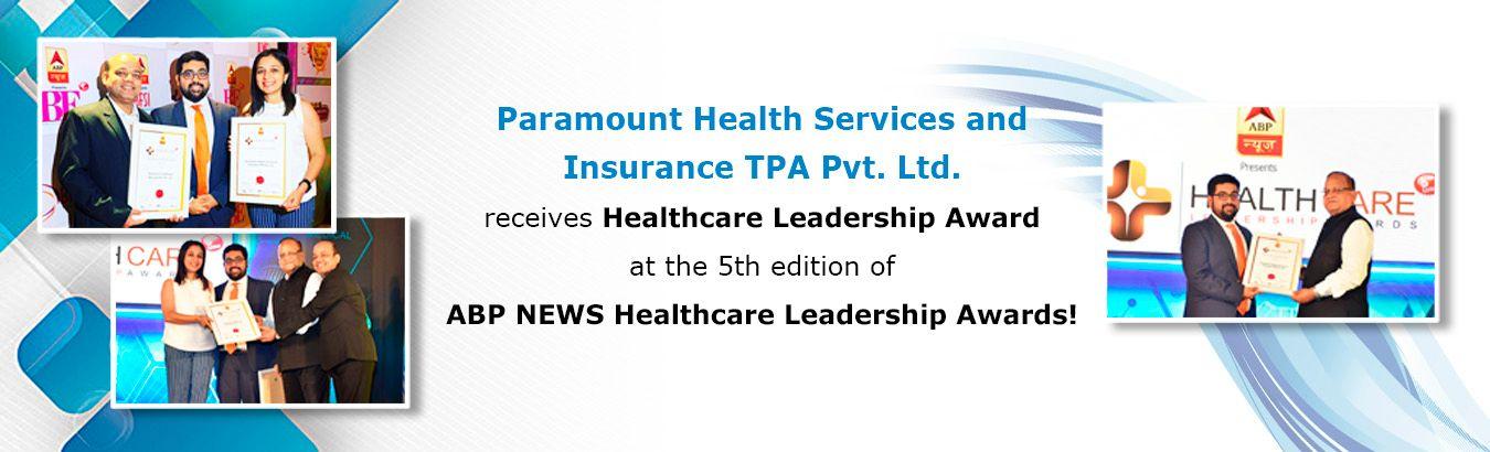 ABP News Healthcare Award